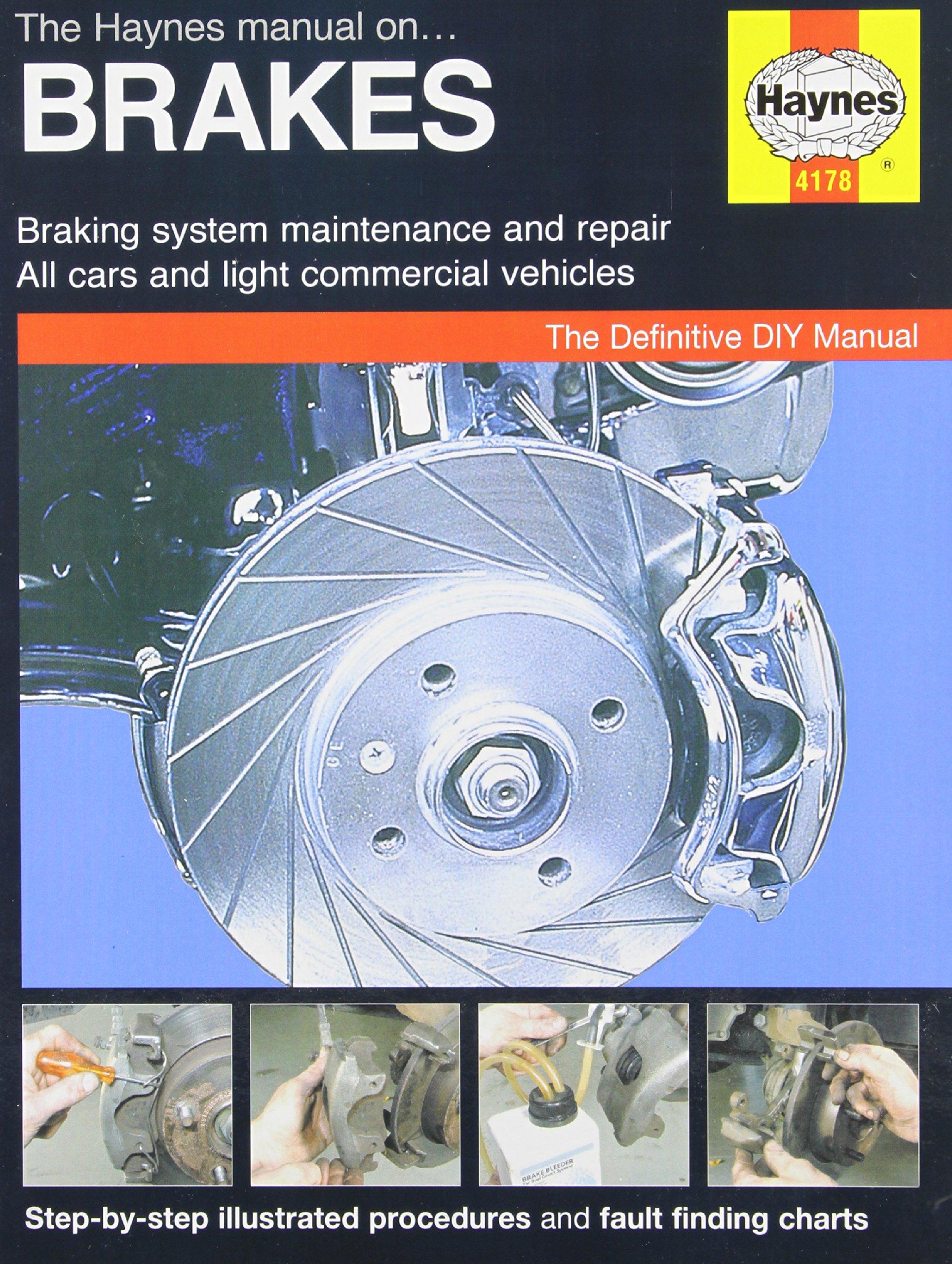 the haynes manual on brakes haynes diy manuals martynn randall rh amazon com haynes brake manual pdf Haynes Manual Monte Carlo Back
