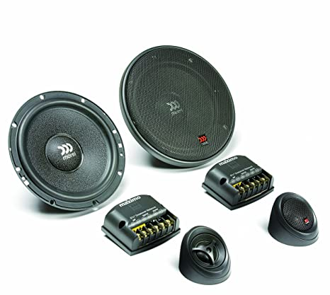 Morel Maximo 6 6-1/2 240W 2-Way Maximo Series Component Car Audio Speakers Car & Vehicle Electronics at amazon