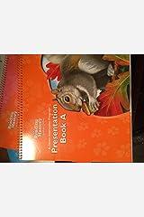 SRA Reading Mastery: A Direct Instruction Program- Presentations Book A, Grade 1, Signature Edition Spiral-bound