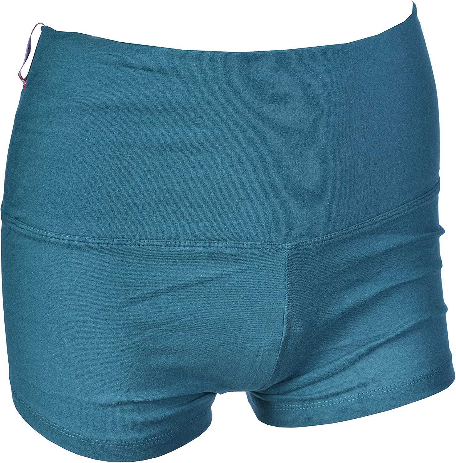 The Lovely TheLovely Foldover Casual Hot Mini Sweat Shorts