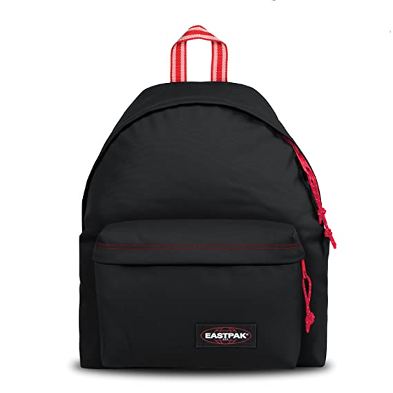 0585504ade EASTPAK Padded PAK'R Backpack (Blackout Dark): Amazon.ca: Sports ...