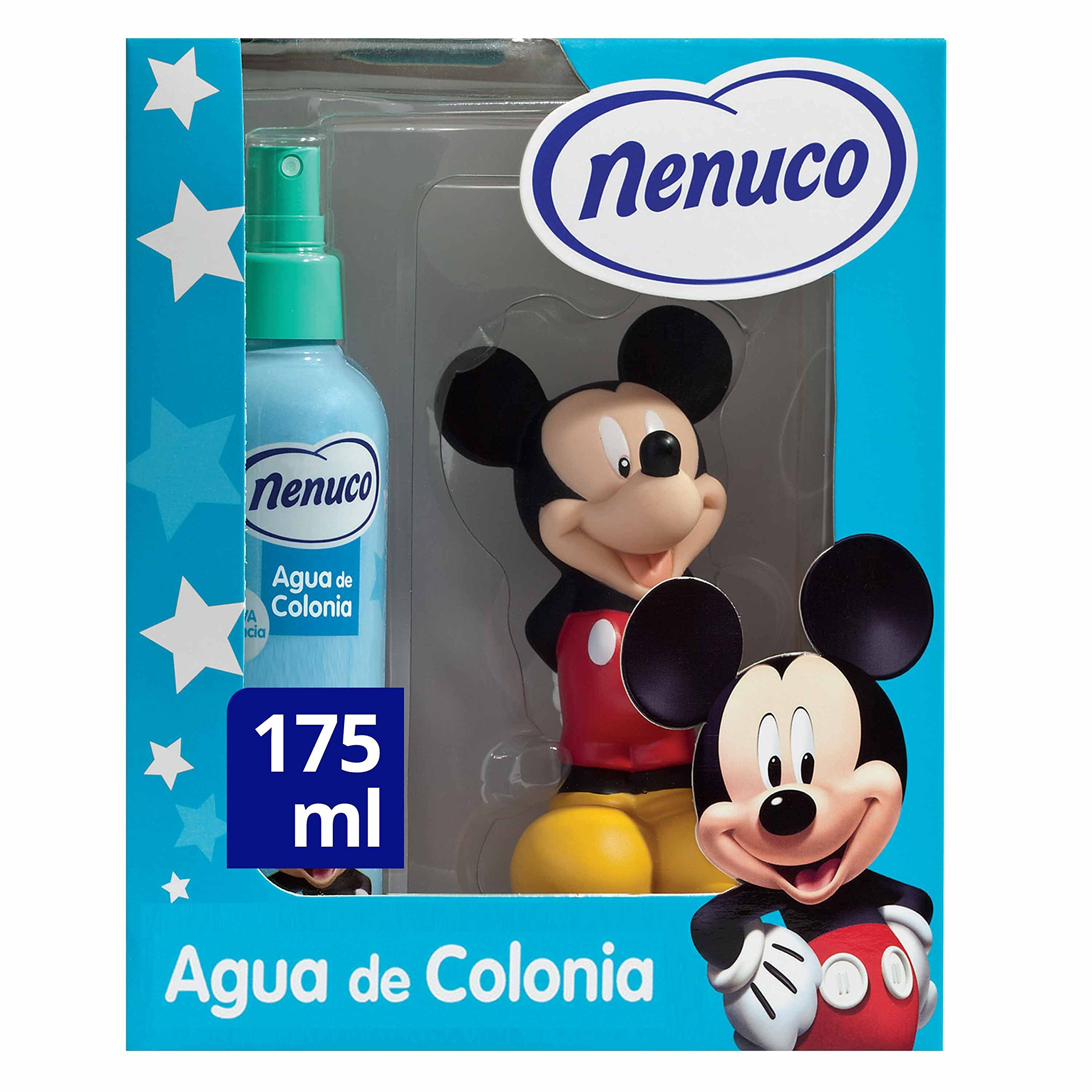 Nenuco Pack Agua de Colonia Mickey con muñeco - 175 ml product image