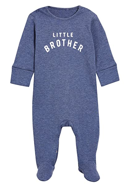 next Bebé-Niños Pijama Tipo Pelele Little Brother (0-18 Meses)