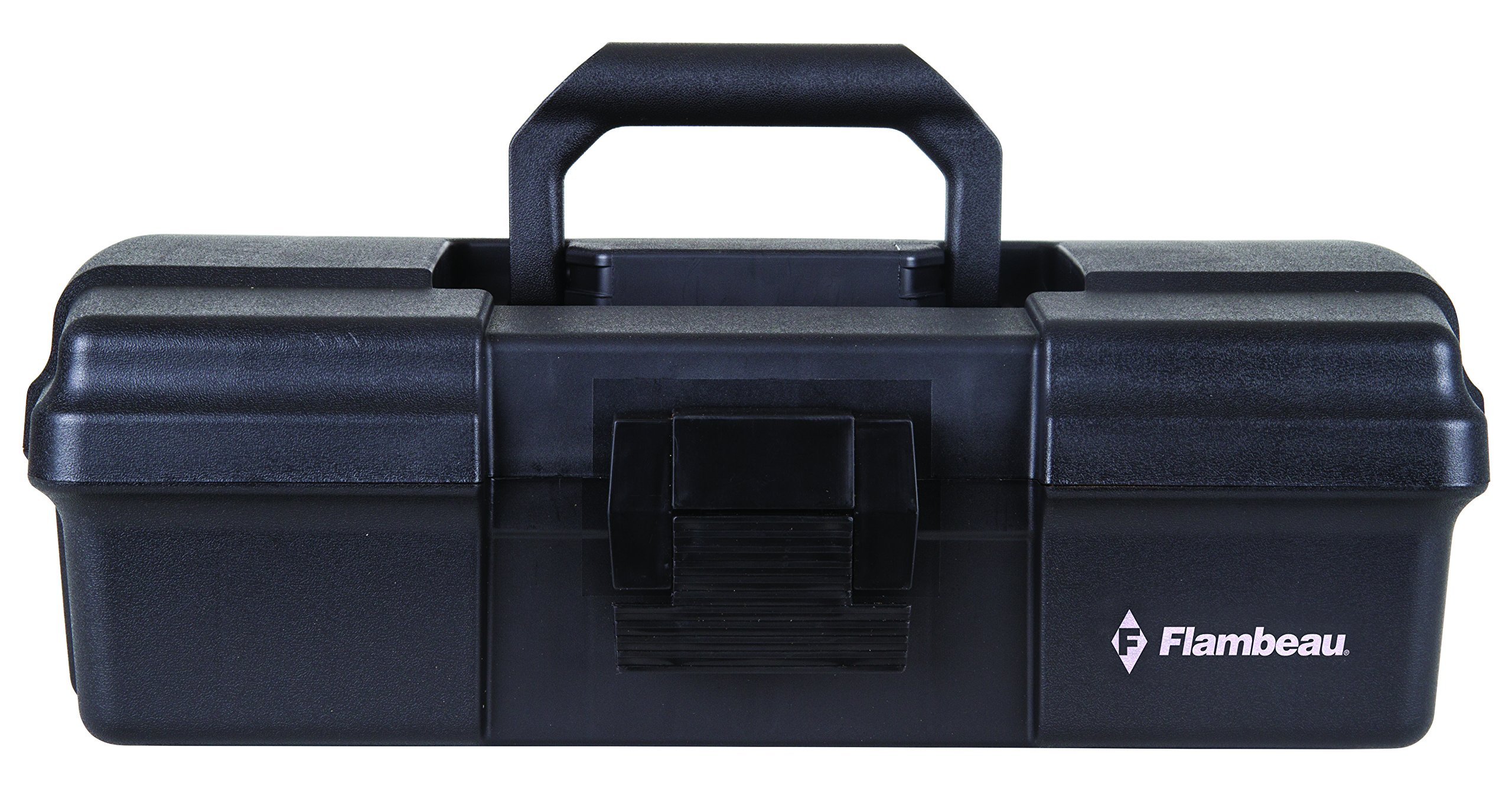 Flambeau 6583FH Low Boy Tool Storage Box, Low Profile by Flambeau