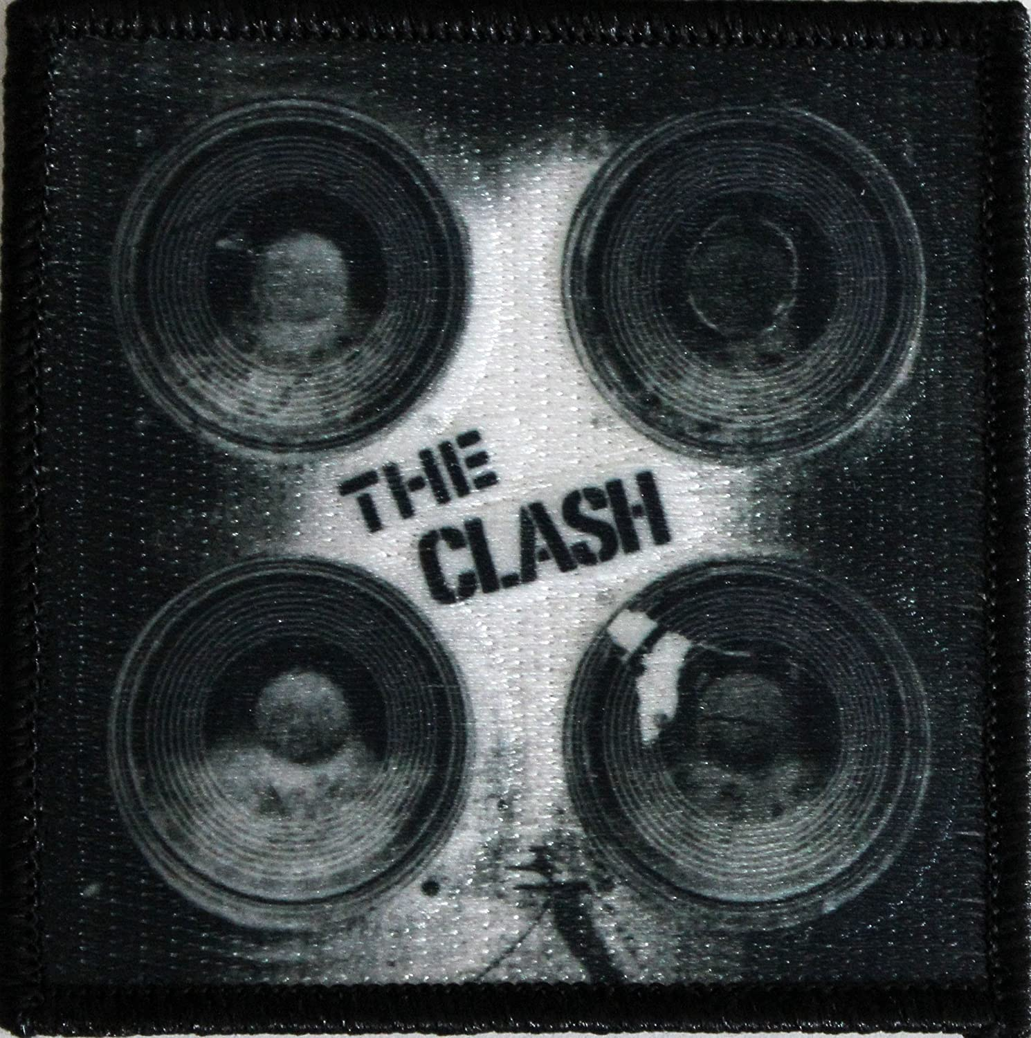 C/&D Visionary P-4260 The Clash Speakers Patch