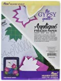 Gypsy Quilter Freezer Paper 8 1/2in x 11in Heavy