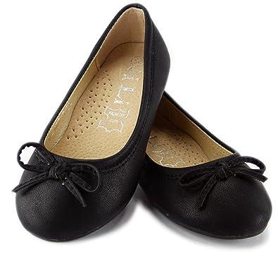 Kinderschuhe Schwarz Ice Kinder Schuhe Aisy Ballerinas Ballerina 5Aq4L3Rj