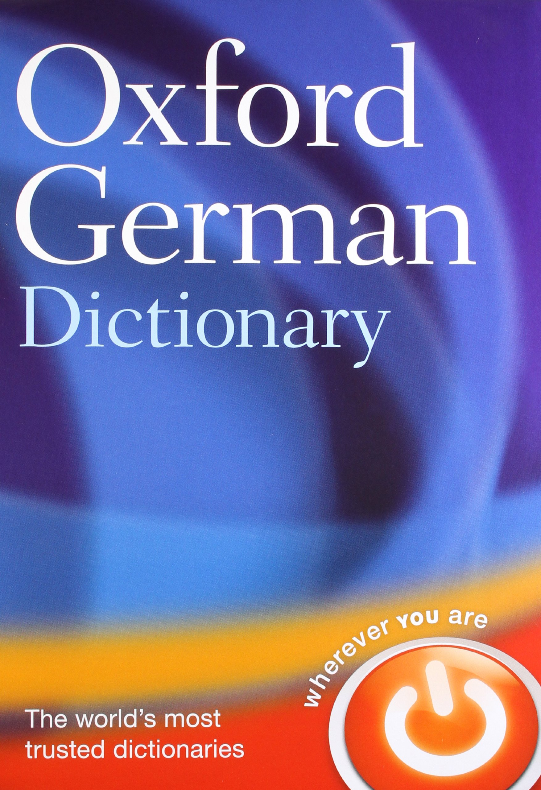 Oxford German Dictionary: Oxford Dictionaries: 9780199545681 ...