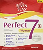 Seven Seas Perfect7 Woman Multivitamin and Multimineral Supplement - 30 Capsules