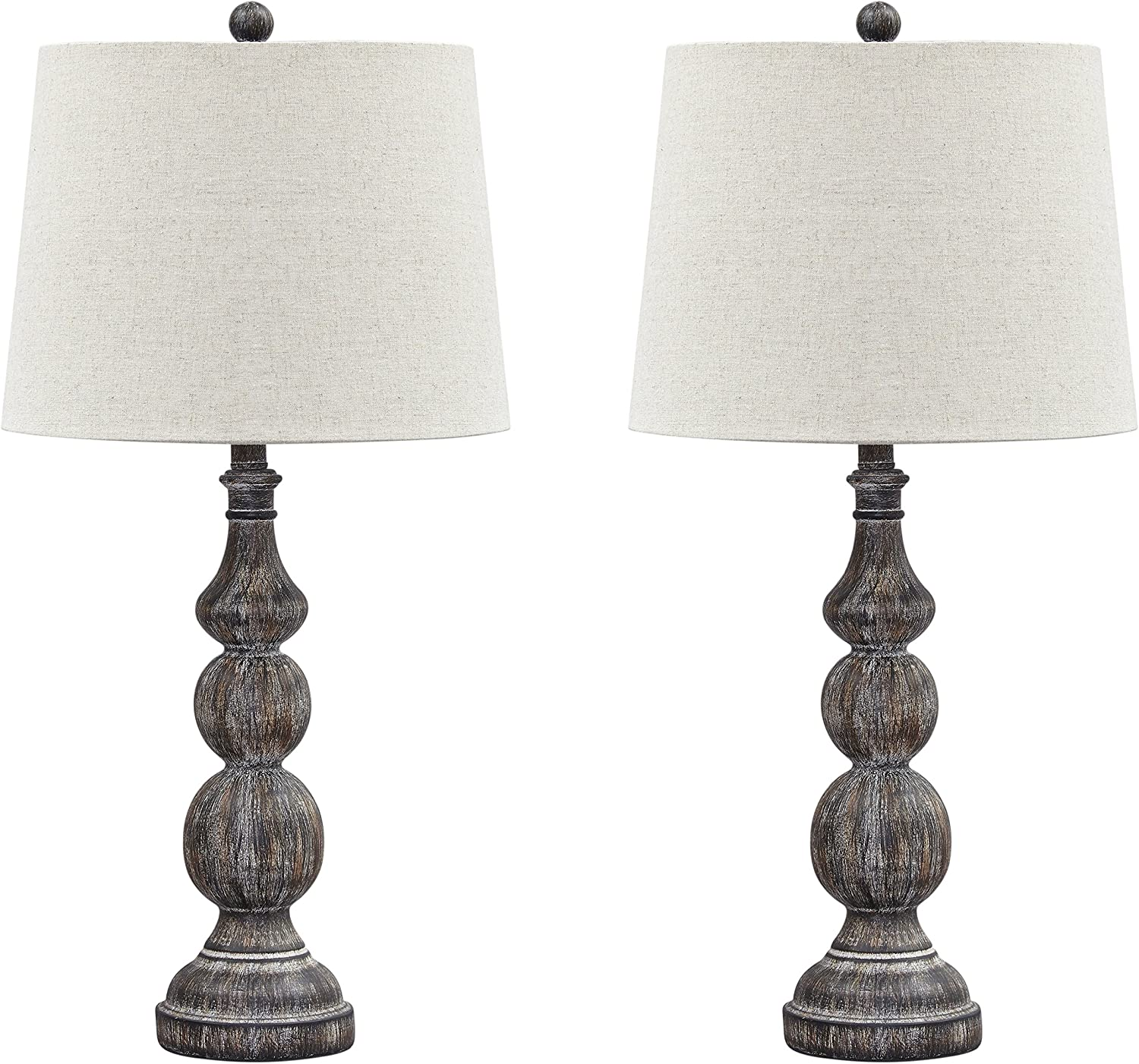 Mair Poly Table Lamp – Farmhouse Style