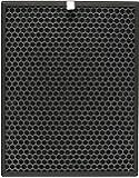 Comedes Filtre à charbon actif compatible avec le purificateur d'air Philips ac3256/10, 1Stk., utilisable au lieu de fy3432/10