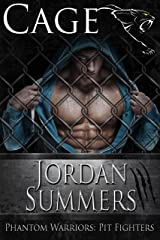 Pit Fighters: Cage (MMA Romance): Phantom Warriors Kindle Edition