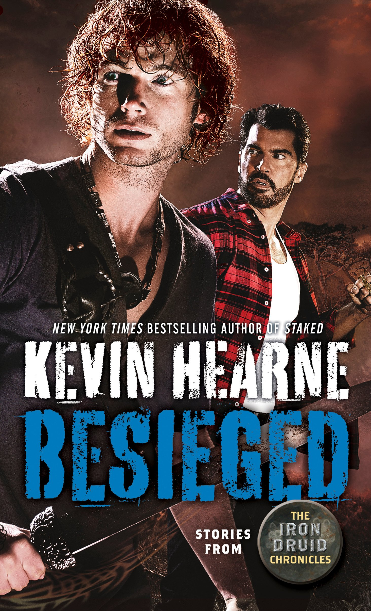 Besieged: Stories from The Iron Druid Chronicles por Kevin Hearne