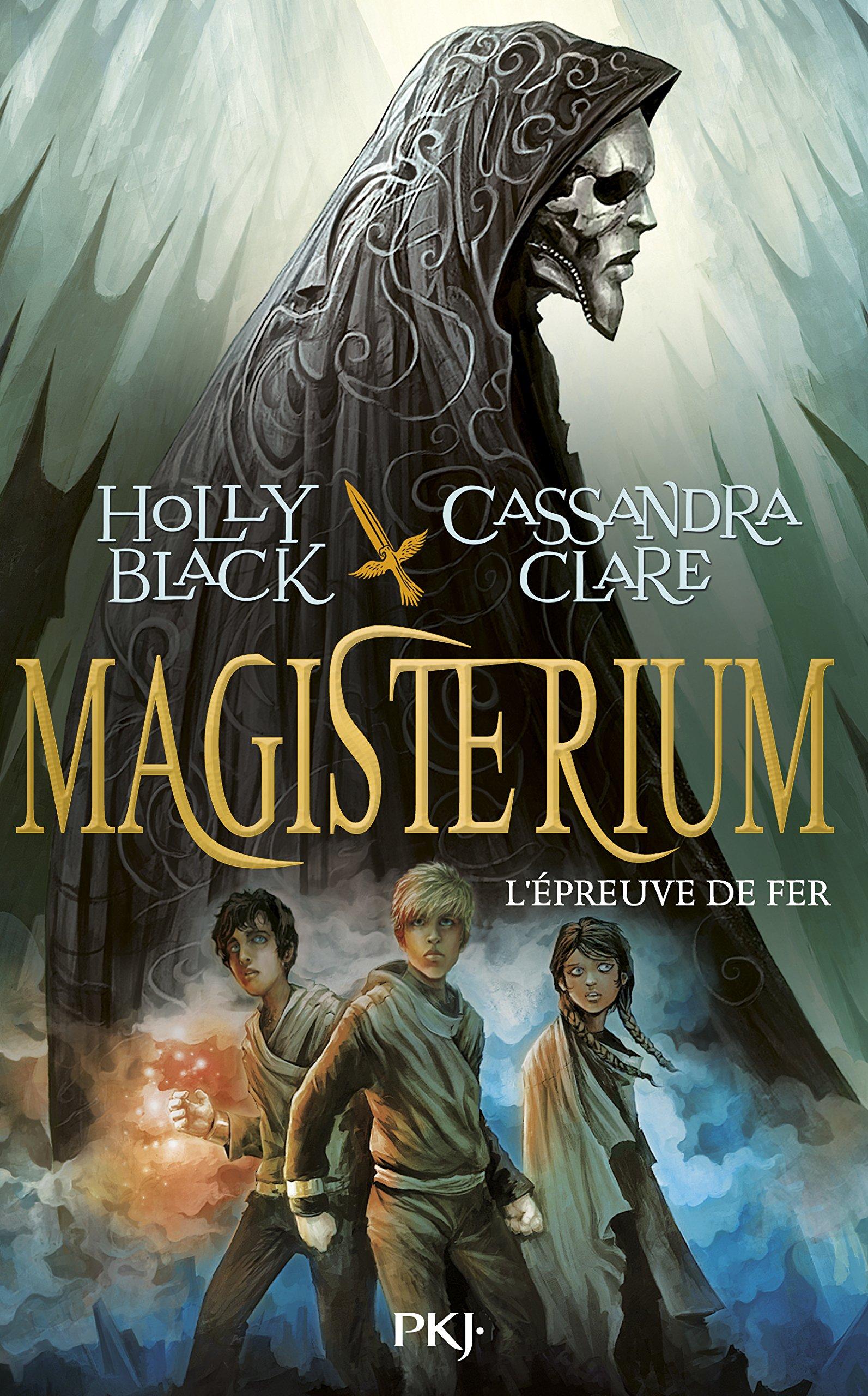Download MAGISTERIUM T01 L'EPREUVE DE PDF