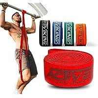 ActiveVikings® Pull-Up stoffen fitnessbanden, perfect voor spieropbouw en crossfit freeletics calisthenics, fitnessband…