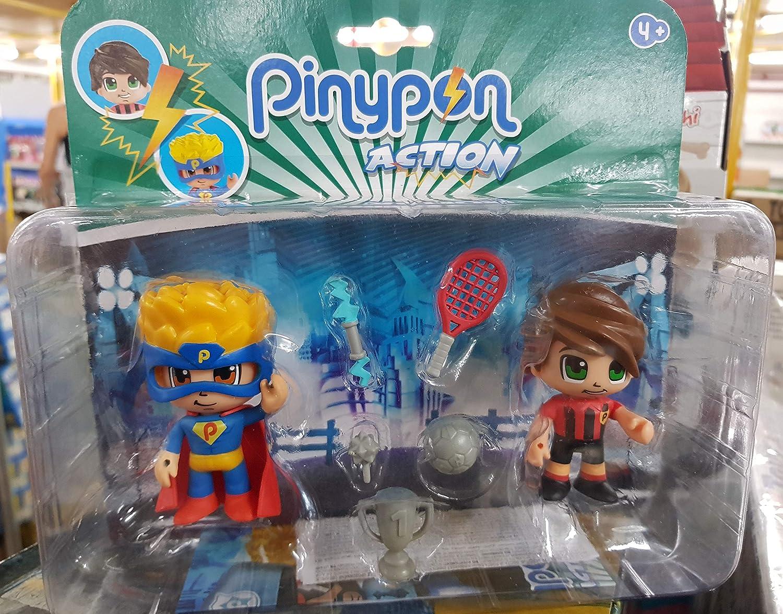 Giochi Preziosi Pinypon - Action - Personaggio - Pack 2 Pz ...