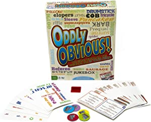Endless Games Oddly Obvious! Card Game - Party Game Where The Answers are in Your Face