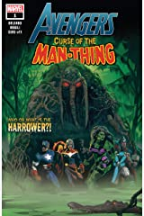 Avengers: Curse Of The Man-Thing (2021) #1 Kindle Edition