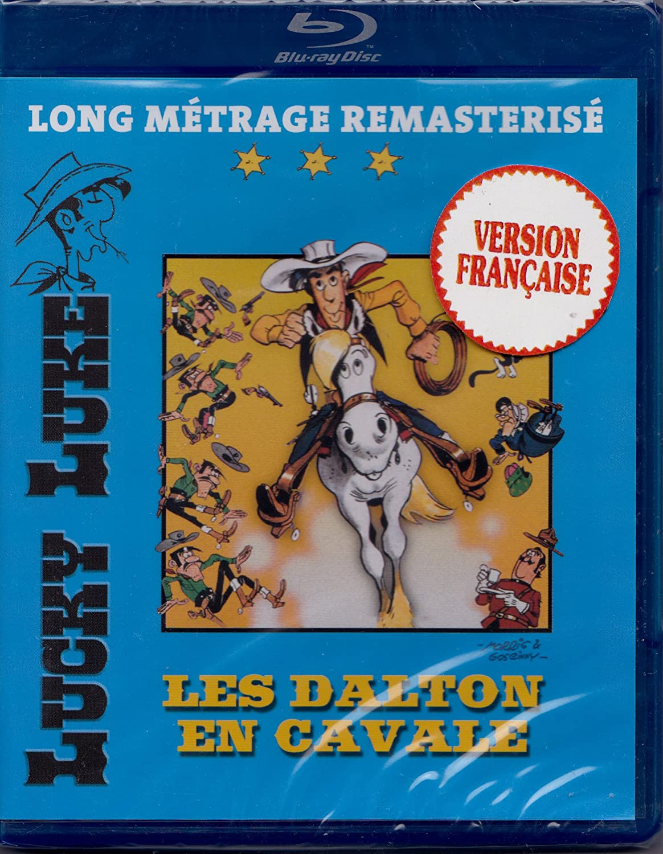 Lucky Luke Les Dalton En Cavale Daltons On The Loose English