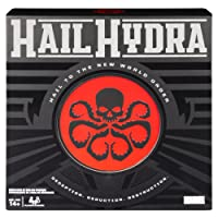 Spin Master Games Marvel Hail Hydra Board Game Multicolor