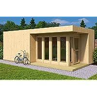 Allwood Arlanda XXL | 273 SQF Studio Cabin Garden House Kit