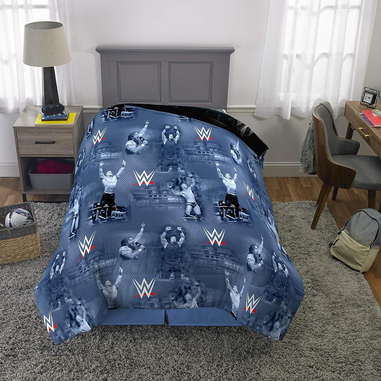 """Twin Size 64/"""" x 86/"""" Emojination Franco Kids Bedding Super Soft Comforter"""