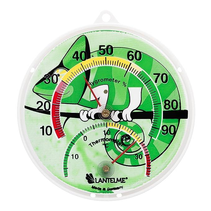 1 opinioni per Lantelme 6137terrario/rettili/terrarien Kombi Termometro e igrometro. Thermo