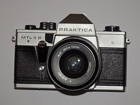 Praktica MTL 5 B – Fabricado en GDR – 35 mm Camera – Cámara réflex ...