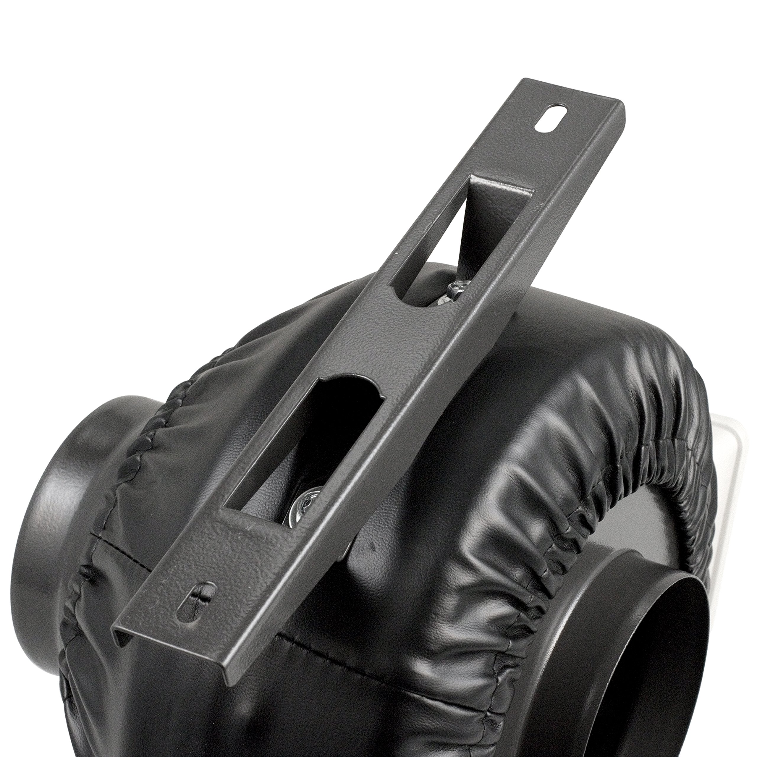 Yield Lab 6 inch 440 CFM Duct Inline Fan with 6'' Carbon Filter Ducting and Clamps by Yield Lab (Image #7)