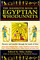 The Mammoth Book of Egyptian Whodunnits Kindle Edition