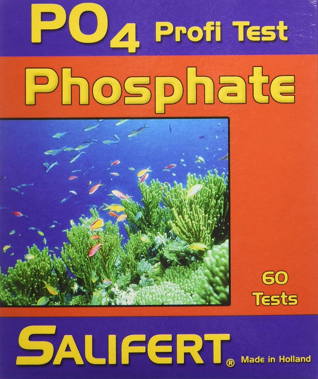 Amazon Salifert Phosphate Test Kit Aquarium Test Kits Pet