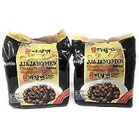 Paldo Jjajangmen Chajang Noodle Vegan No MSG 8-pack