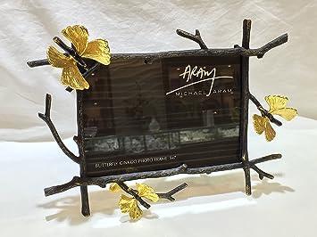 michael aram butterfly ginkgo 5x7 frame - Michael Aram Frame