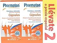 Pharmaton Cápsulas Duo, 30 Piezas