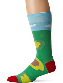 89537aac2a09 Davco mens 10-13 Men's Novelty Fun Socks By Davco