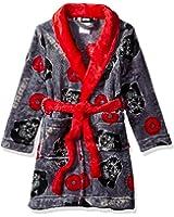 Star Wars Boys' Darth Vader Luxe Plush Robe