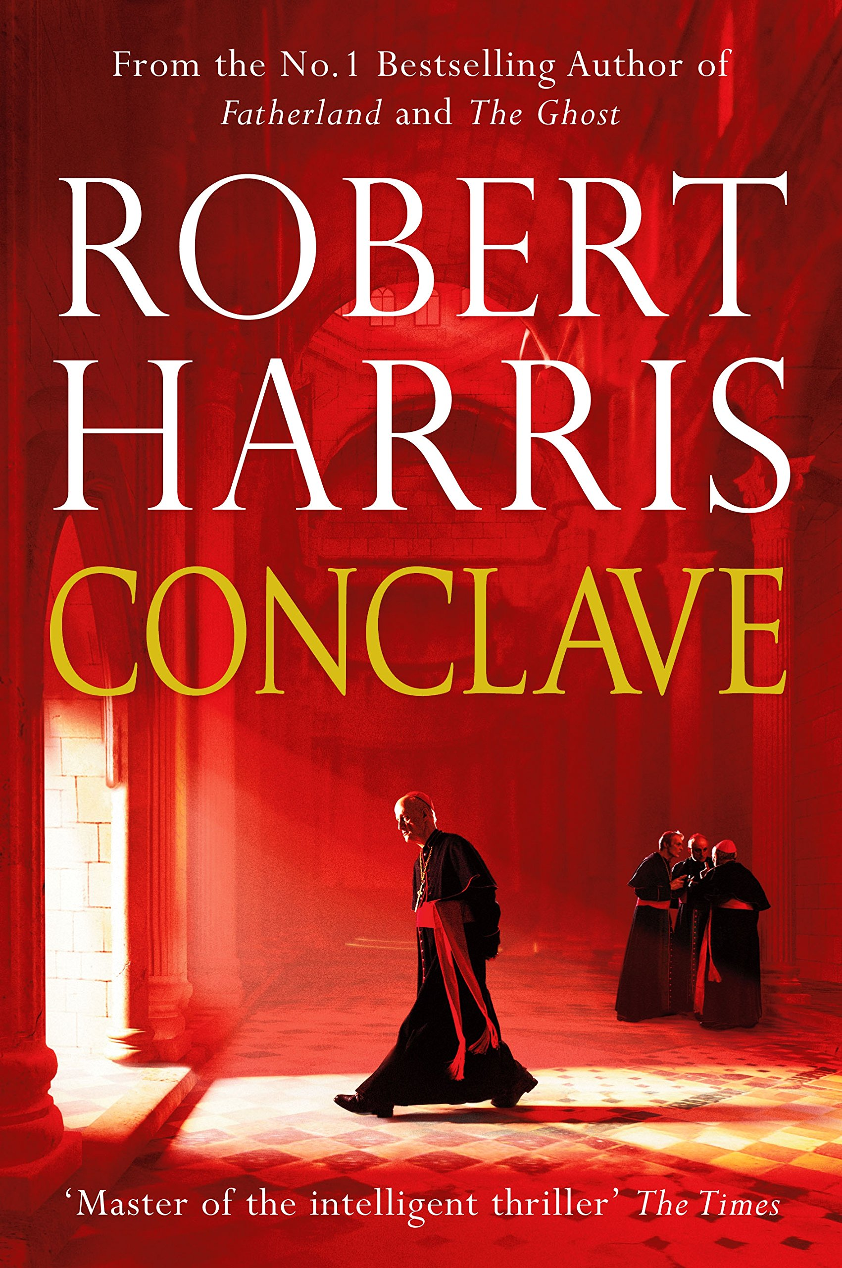 Conclave The bestselling Richard and Judy Book Club thriller ...