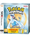3DS Pokemon Silver Packaged Download Code (Nintendo 3DS)