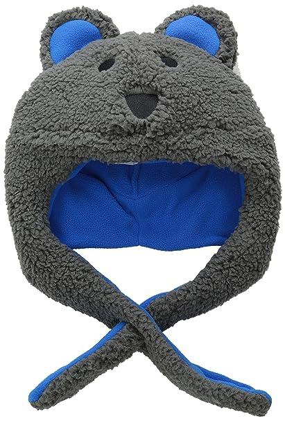 eaa721fd209 Amazon.com  Columbia Baby Boys  Tiny Bear Hat