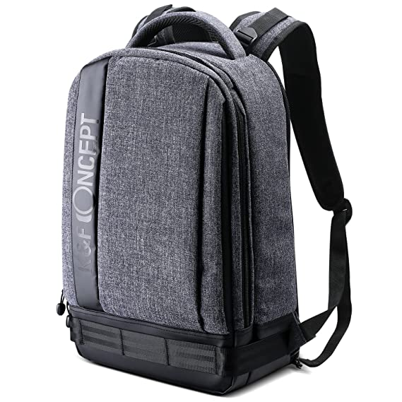 fbeec6db2ea Image Unavailable. Image not available for. Colour  K F Concept  Professional Camera Backpack ...