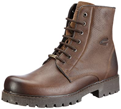 40680c8ae1a Camel Active Men's Declan Cord Lace Up Boot 313.13.01 7 UK: Amazon ...