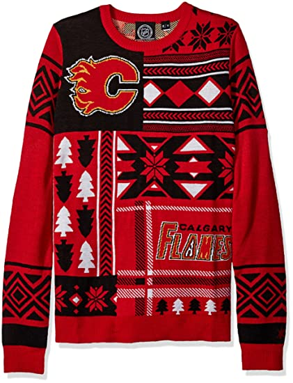 7f60ffe5ef4 FOCO Patches Ugly Sweater: Amazon.ca: Sports & Outdoors