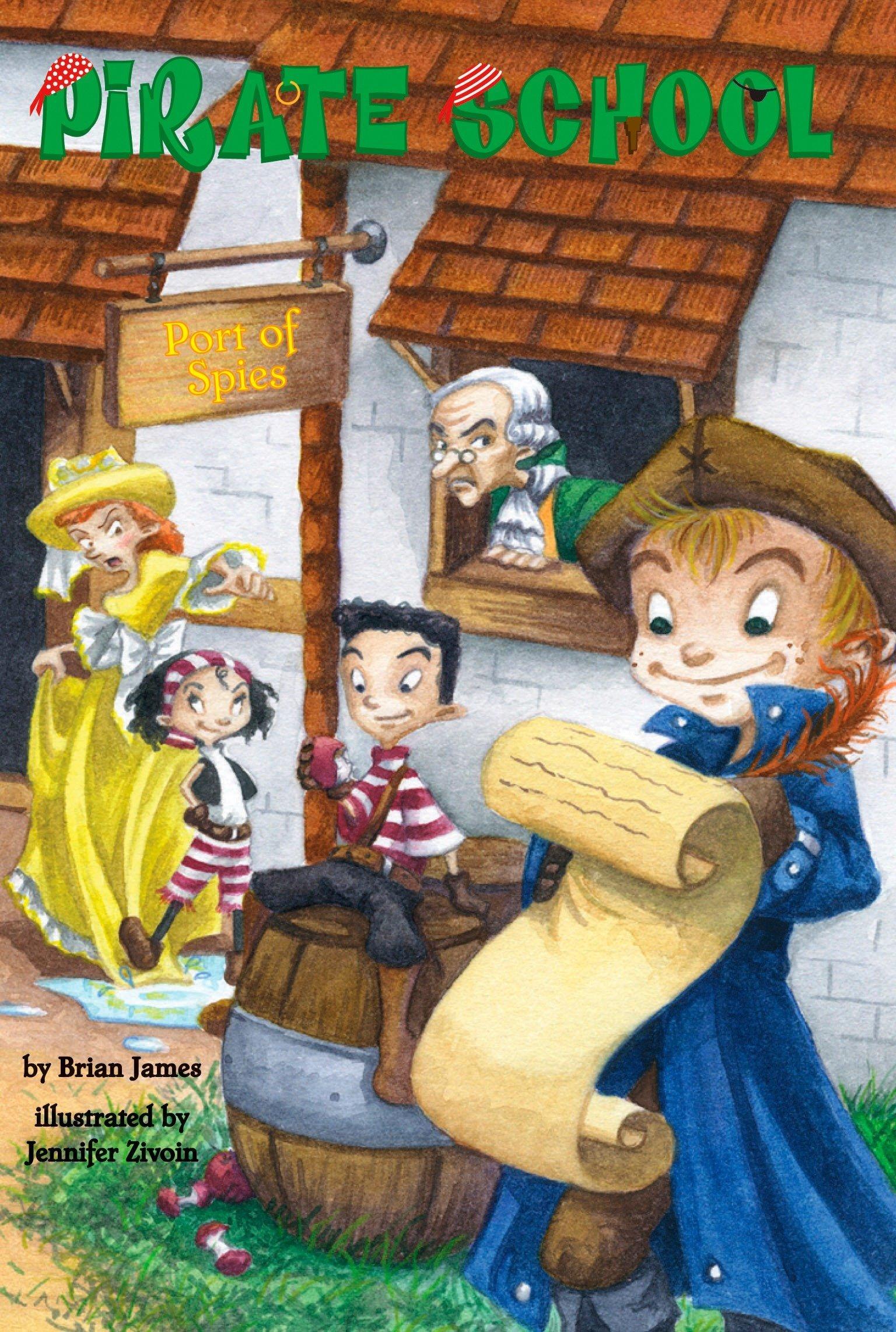 Download Port of Spies (Pirate School, No. 4) ebook