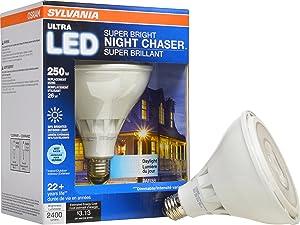 Sylvania Home Lighting 79479 Sylvania Dimmable Led Light Bulb, 26 W, 120 V, 2400 Lumens, 5000 K, Cri 82, 4-3/4 In Dia X 5.09 In L 8.91