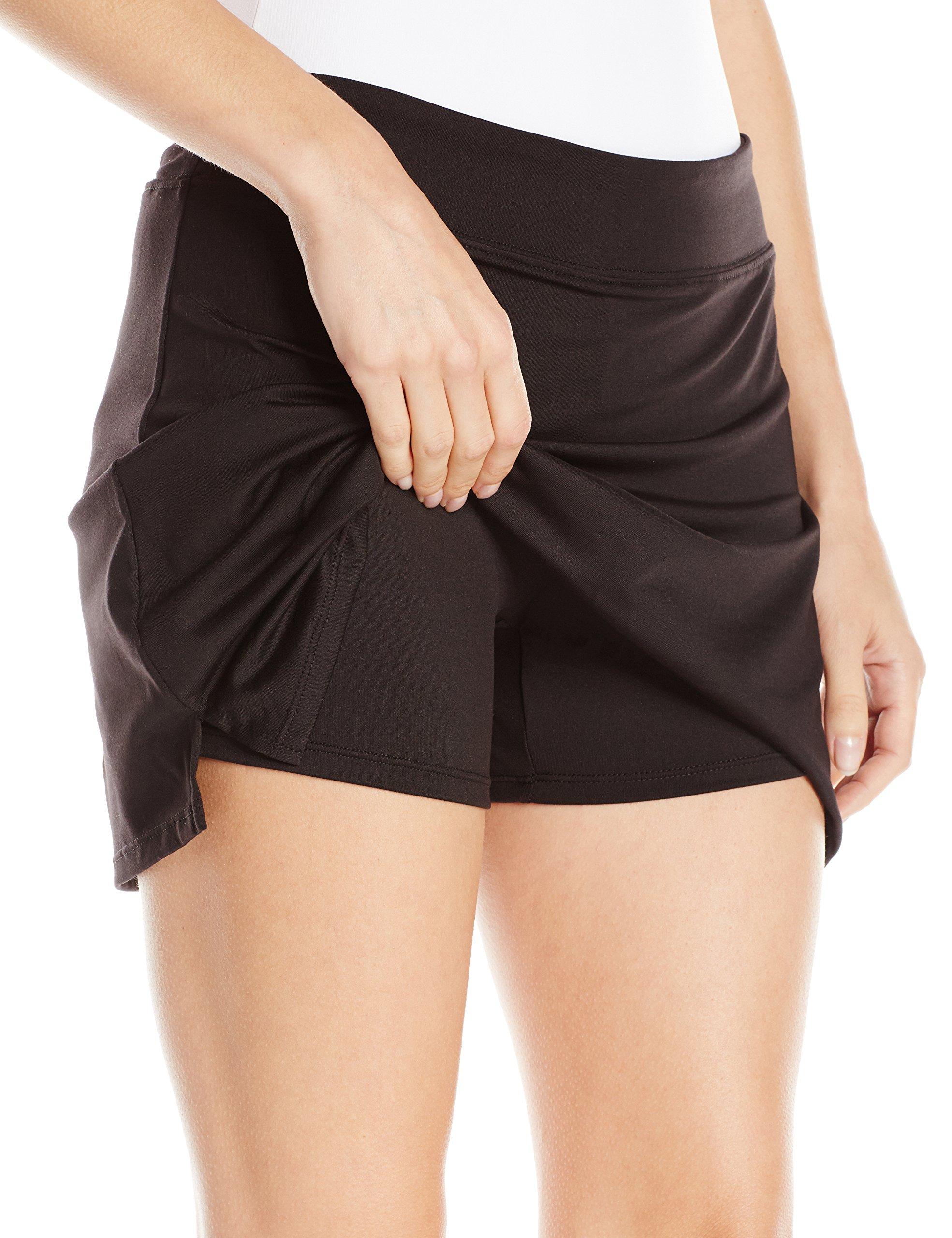 Colorado Clothing Women's Tranquility Skort, Black, Large