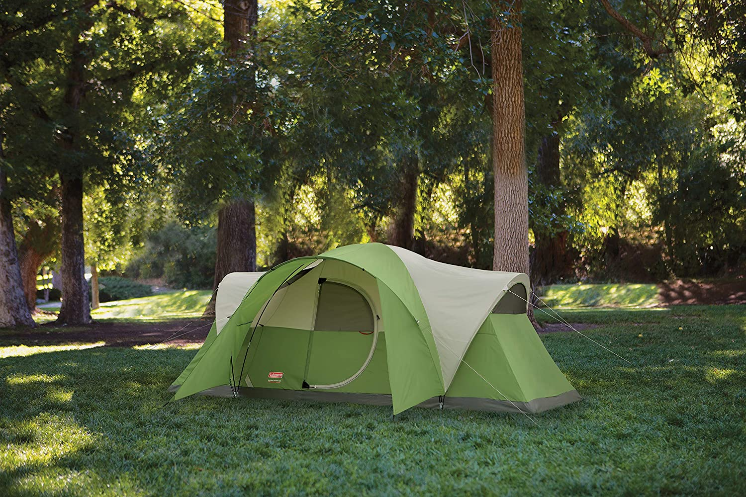 Coleman 8-Person Elite Tent ON...