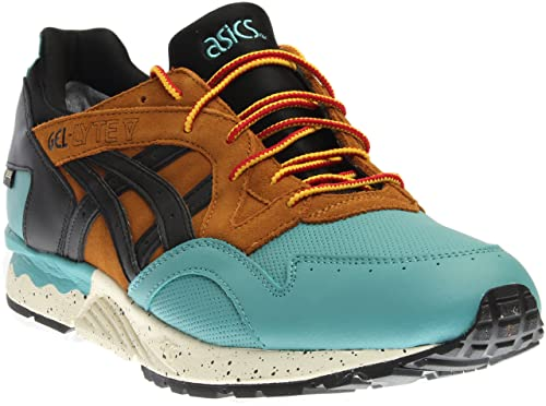 ASICS Gel Lyte pour Black pour hommes V Ankle G TX Kingfisher/ Black Ankle High Leather 92c3a18 - tinyhouseblog.website