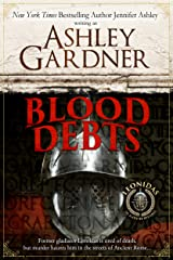 Blood Debts (Leonidas the Gladiator Mysteries) Kindle Edition