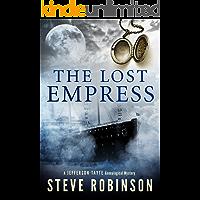 The Lost Empress (Jefferson Tayte Genealogical Mystery Book 4)
