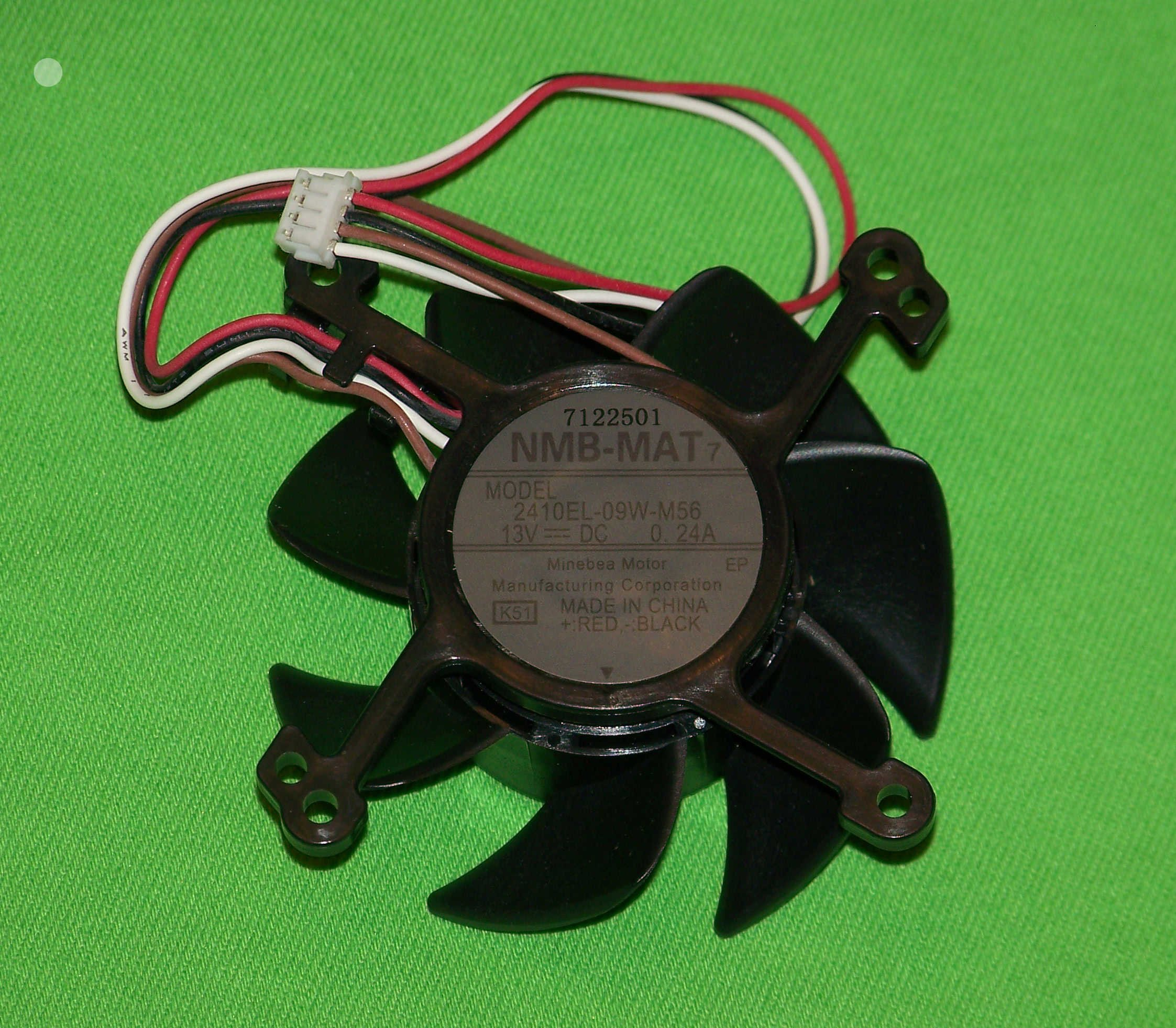 OEM Epson Exhaust Fan For Epson Projector - PowerLite Home Cinema 750HD, PowerLite W16, PowerLite W16SK